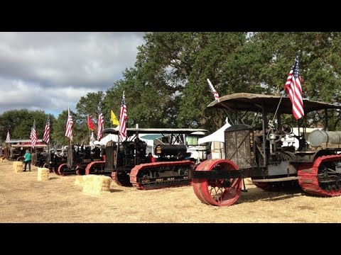 Thumbnail: 2015 Trains, Tractors & Tanks Parade of Power