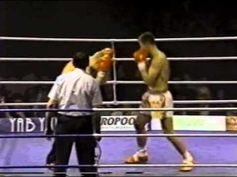 """Muay Thai """"Headache"""" tape 1990"""
