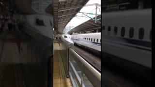 新幹線 きらりが乗った thumbnail