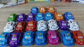 Toys for Kids | NO kinder surprise egg It is 24 Surprise Car (TOY) Opening & Unboxs