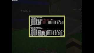 Minecraft - ComputerCraft/Mystcraft - Touchscreen-controlled Portal