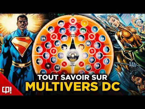 TOUT SAVOIR SUR : MULTIVERS DC COMICS