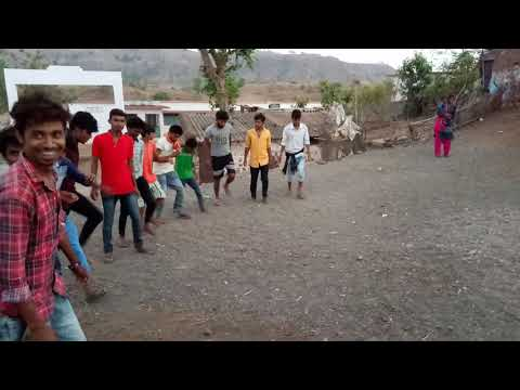 Adivasi Marriage Timali Dance at Guliyawad...