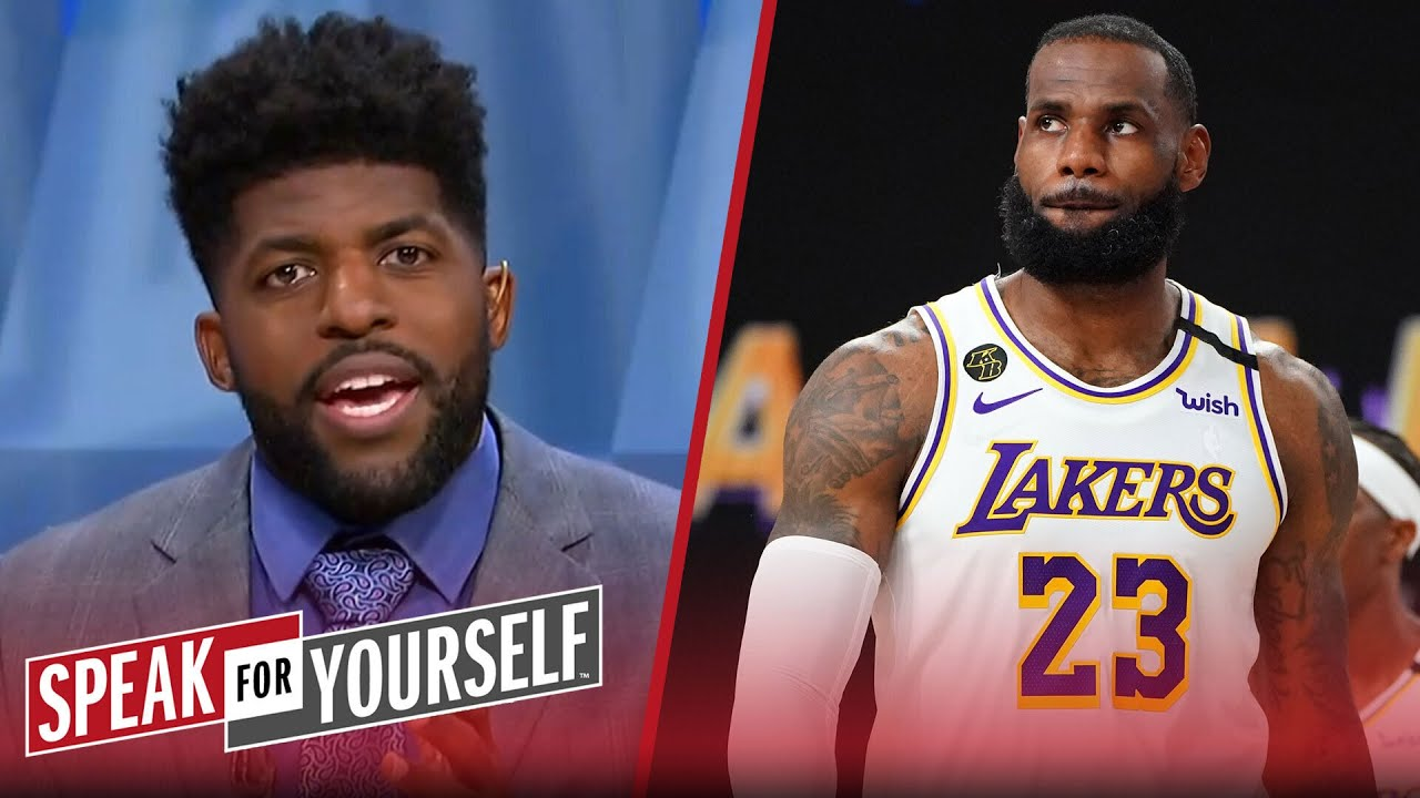 Did LeBron get snubbed in the MVP race? — Wiley & Acho discuss | NBA | SPEAK FOR YOURSELF