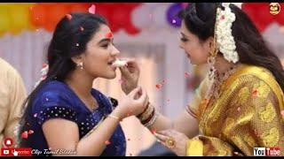 Aadhi Parvathi Love❤||Sembaruthi Serial🌺||Akilandeshwariyin Aasai Marumagal 😍||Full Song