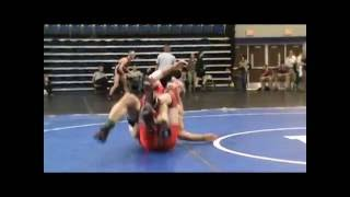 Olivet College Wrestling Highlights 2010-2011