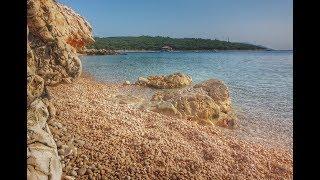Plaža Kampa Slatina Martinšćica, Cres