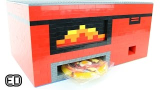 Lego Gummy Pizza Machine