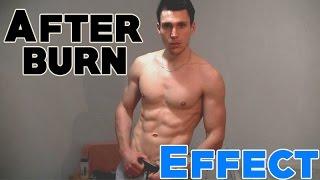 Afterburn effect : brûler du gras pendant 48h après sa séance (Coup de gueule)