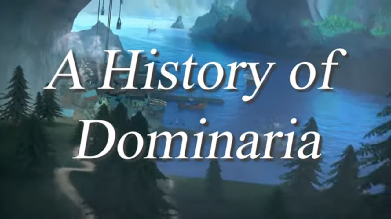 A History of Dominaria - Episode 1 - The Timeline