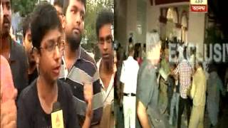 Jadavpur University student describing the situation, what happened on Tuesday midnight