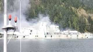 the sinking of hmcs annapolis