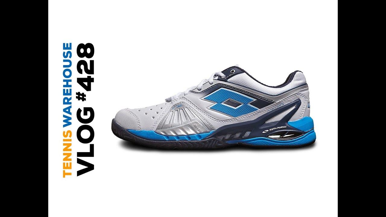 TW VLOG #428 - Anatomy of a Tennis Shoe Explained - YouTube