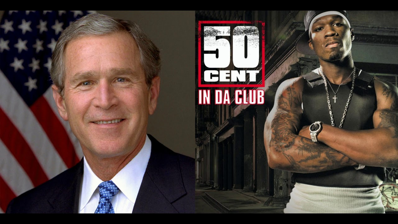 "George W. Bush reads ""In Da Club"" by 50 Cent (Speech Synthesis)"