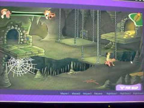 Scooby doo games ghost pirate attacks episode 2 the legacy of pliskin 2 game