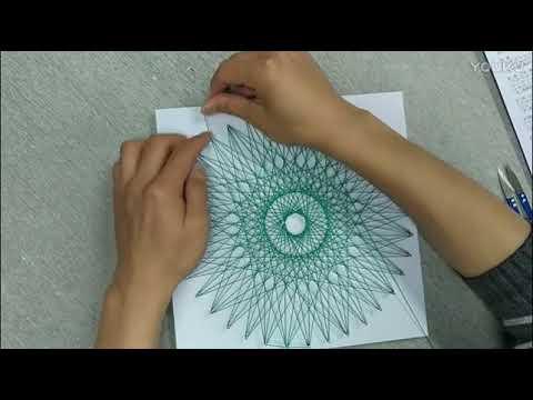 installation-tutorial-for-string-art-kit-(multilayer-circle)