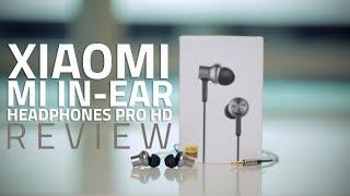 Xiaomi Mi In-Ear Headphones Pro HD Review
