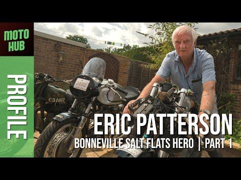 Bonneville Salt Flats Hero | Eric Patterson | AMA Land Speed Records