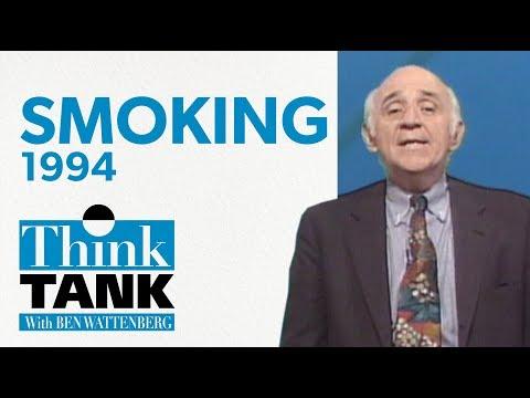 Smoking: Is Big Brother Becoming Big Nanny? —with Walter Berns (1994) | THINK TANK