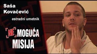 Nemoguća misija - Saša Kovačević
