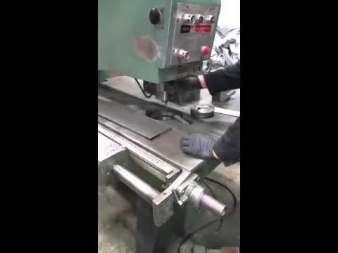 Whitney 615 Duplicator Punch- 15 Ton Machine for Sale- Sanson Northwest  Machinery