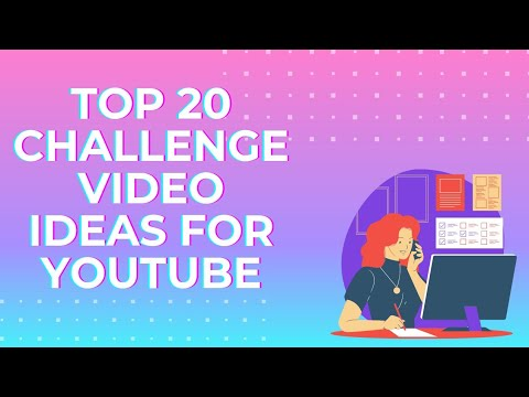😎 Youtube video challenge ideas 2021 || Top 20 Challenge Video Ideas for Youtube 2021 ||