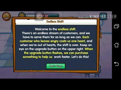 SpongeBob Diner Dash Deluxe:Bikini Palace(Endless Shift)