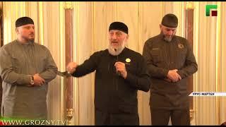 Адам Делимханов встретился с родственниками людей, состоявших в НВФ