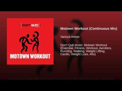Motown Workout (Continuous Mix)
