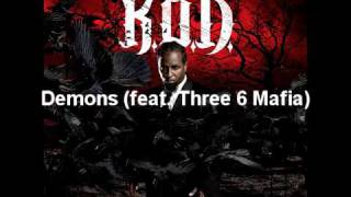 Tech N9ne Demons Feat Three 6 Mafia