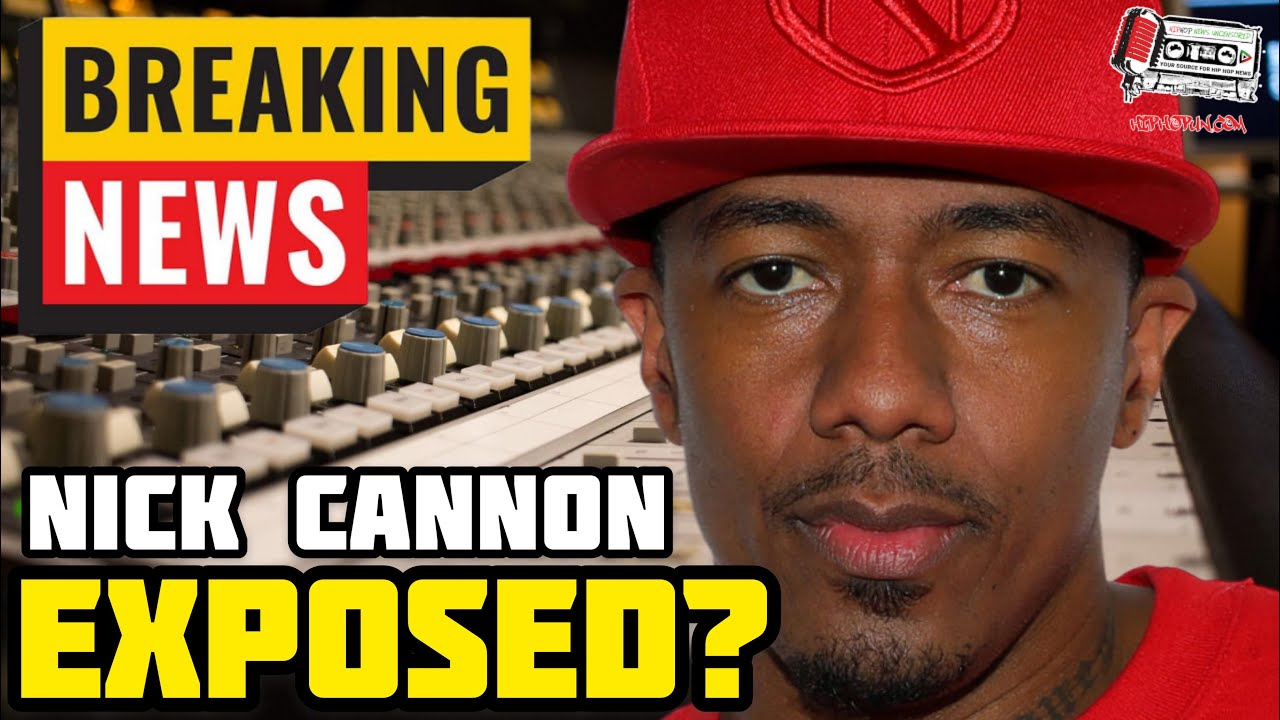 Nick Cannon Just Let The Cat Outta The Bag With This Message Today!