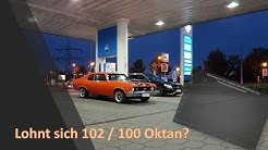 102 Oktan beim Serienwagen - Geldverschwendung oder bringt das was?