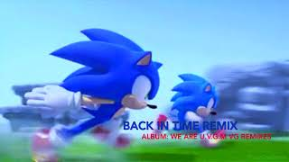 Back In Time Remix Sonic R MMX