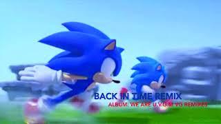 Скачать Back In Time Remix Sonic R MMX