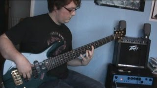 Porcupine Tree - Anesthetize bass cover [FULL] - Nick Latham