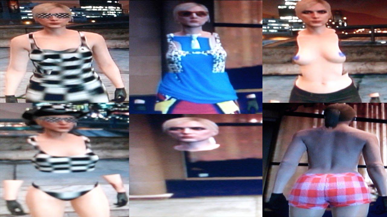 Gta online pack conjuntos mod personaje mujer for Cuarto personaje gta 5