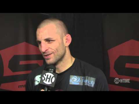 STRIKEFORCE Marquardt vs. Saffiedine: Tarec Saffiedine Post-Fight Interview