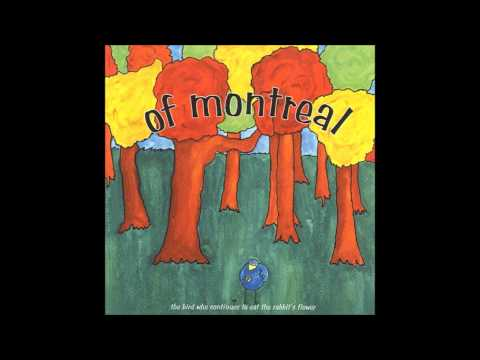 of Montreal - - The Bird Who Continues to Eat the Rabbit's Flower (Full Album)