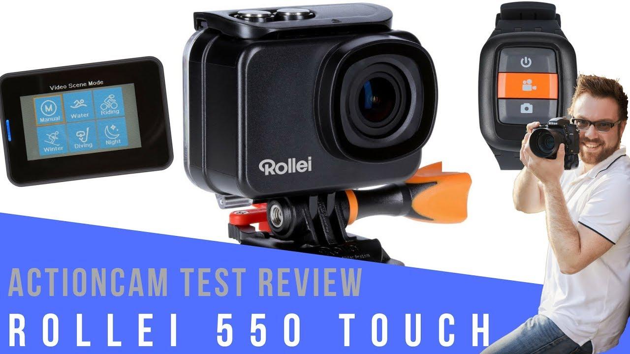 rollei 550 touch test i die beste budget actioncam test. Black Bedroom Furniture Sets. Home Design Ideas