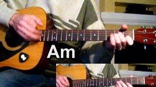 Любэ - Солдат Тональность ( Am ) Песни под гитару
