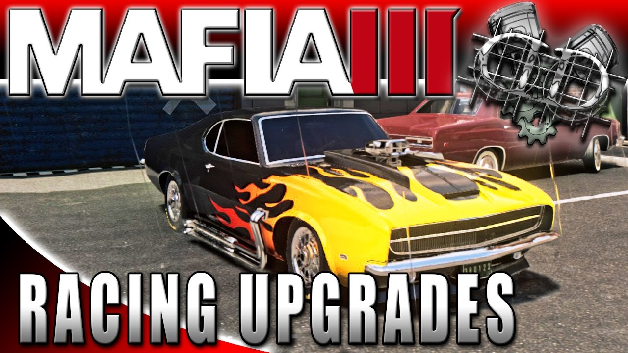 Mafia  Car Upgrade