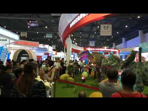 Western China International Fair video ( Lituo , the only one  to represent Zigong city)