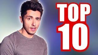Le Top 10 des morts les plus stupides !