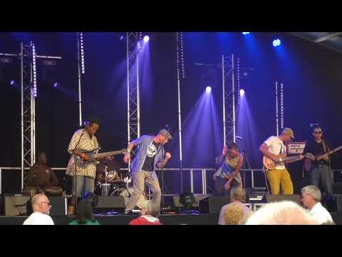 Mankala at Shrewsbury Folk Festival 2018