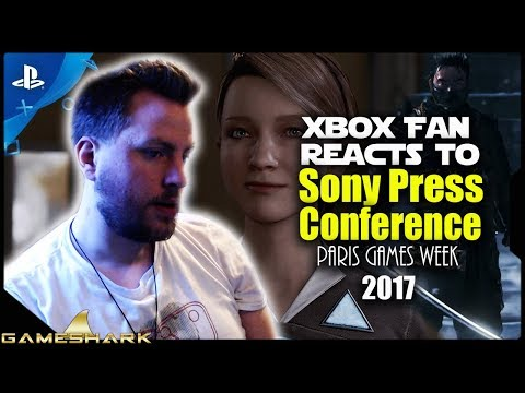 Paris Sony Games Week 2017 Reaction- What Does an Xbox Player Think?