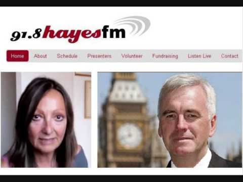 OERML: Sasha Rodoy interview with John McDonnell MP