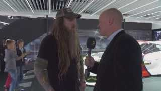 Magnus Walker about Porsche - Interview IAA 2013 - Motorvision INSIDE