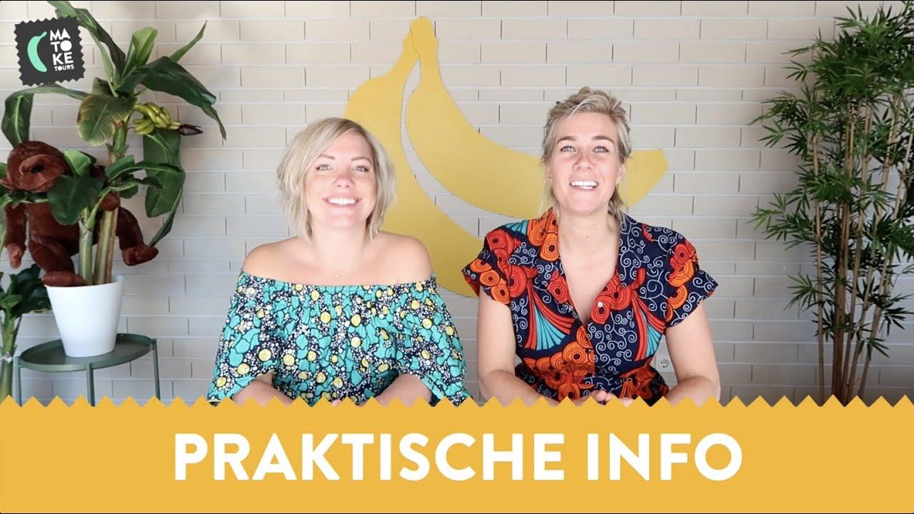 Let's Go Bananas: Praktische Info