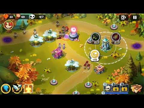 Hero Defense King - Stage 8 - Challenge |