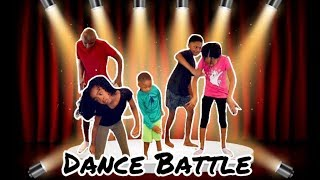 Ultimate Family Dance Battle! | D's Knox Tv